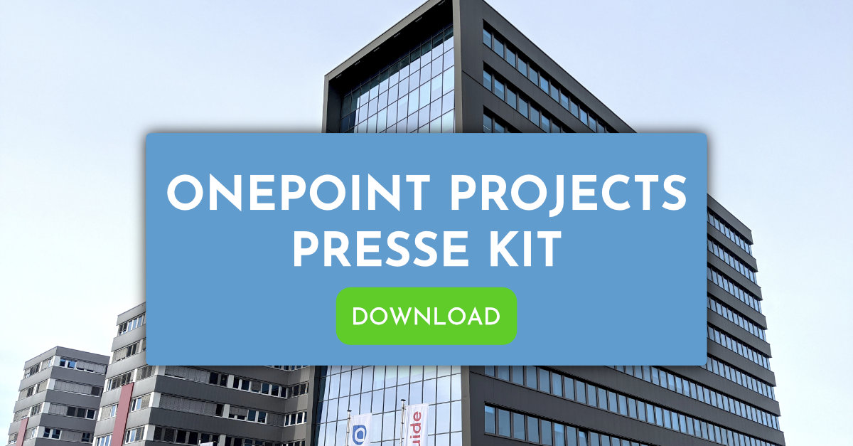 ONEPOINT Projects Press Kit